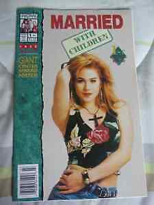 MARRIED WITH CHILDREN, 1ST COLLECTORS' SPECIAL (POSTER INCL)