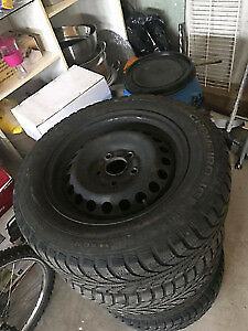 winter snow tires 16 inch 205/55/R16