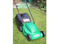 Lawn mower with brand new blade