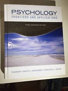 Psychology: Frontiers and Applications (3rd Ed.)