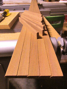 Cedar strips for canoes, kayaks, paddleboards, etc