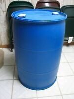 Seal top plastic barrels/drum with two bung hold