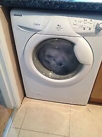 43 Hoover OPH616 6kg 1600Spin White A+AA Rated Washing Machine 1 YEAR GUARANTEE FREE DEL N FIT