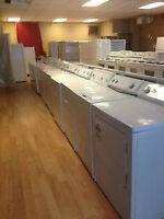laveuses secheues tres propres avec garantie