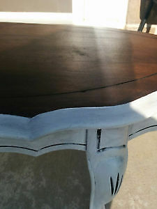Antique French Provincial Coffee Table Kitchener / Waterloo Kitchener Area image 2