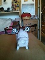 Fish Eye Glass Holder