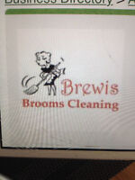 Affordable,♥Family Run♥Brewis Brooms Cleaning♥