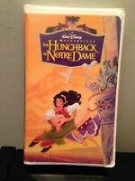 Classic Disney VHS Tapes - The Aristocats & Hercules