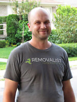 Moving With REMOVALIST Professional Items Relocation Experts