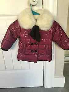 girl's size 2T Winter Jacket