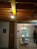 Load-bearing Wall Removal - Best Rates in GTA, Engineer approved