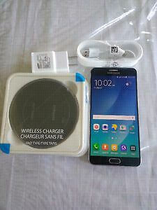 Samsung Galaxy Note 5, 32GB, Wind/Mobilicity, Gold, Unlocked