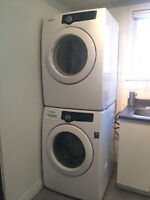Washer Dryer Stack Combo - Laveuse Secheuse Superposable