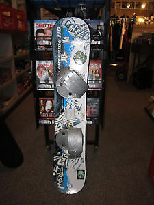 ESP Freestyle 110 Snowboard For Sale