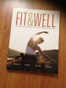 Fit and Well 3rd Canadian edition