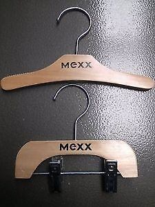 Child/Toddler size Wooden Hangers