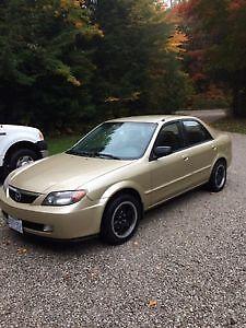 2001 Mazda Protege Sedan Low km's only 173000