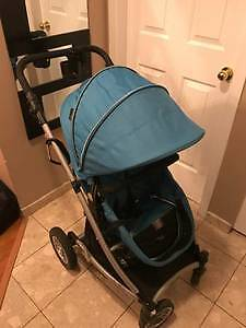 Valcobaby-Super Light and compact stroller with basinet for sale
