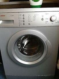 12 Bosch WAE2416s 6kg 1200Spin Silver A Rated Washing Machine 1YEAR WARRANTY FREE DEL N FIT