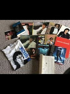 Selling my entire Michael Jackson collection