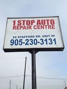 Complete Auto repair On all Makes --By 1 Stop Auto Repair Centre