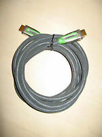 HDMI CABLES - Several lengths & brands (NEW)