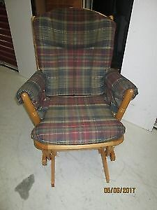 Dutaillier rocking chair/chaise bercante