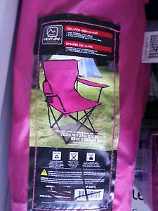 Ventura Deluxe foldable arm chair