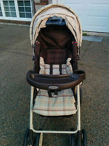Graco stroller mint condition!