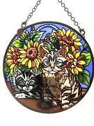 Cat Suncatcher