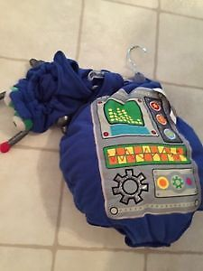 BRAND NEW OLD NAVY BABY COMPUTER BUG COSTUME SIZE 18MONTHS