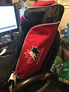 large Team Canada Hockey Bay-1.5 yrs old-3 whells