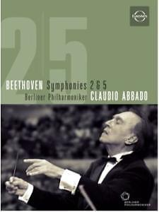 Sinfonien 2+5 von Berliner Philharmoniker,Claudio Abbado (2007)