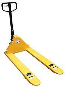 Hand pallet truck almost new