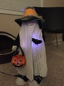 halloween ghost light
