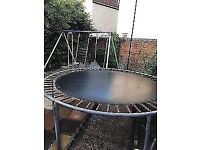 TP TRAMPOLINE 8ft Excellent condition