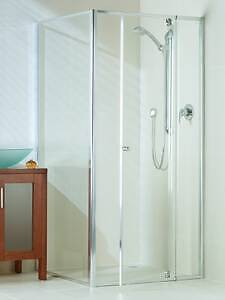 Glass Shower Screens Optima Pivot Door Front Only Multiple Sizes Campbellfield Hume Area Preview