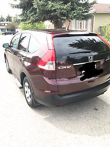 2013 Honda CR-V SUV, Crossover LOW KM