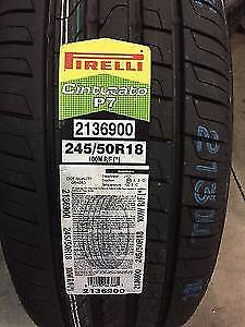 245 50 R18 Runflat Tires BMW X3 X4 $1380 + Tax(4 New Tires)Ph 905 673 2828 Installed Balanced * Rated BMW Approved Tires