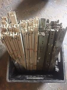 50 Drawer slides $100 London Ontario image 1