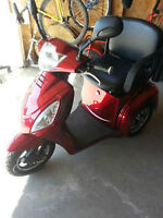Gio MS3 3 Wheel Mobility Scooter $1400 No Tax