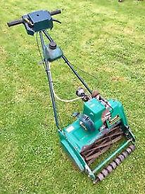 Suffolk Punch mower 43s