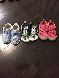 girl's shoes Size 7 - 7.5