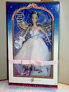 Tooth Fairy Barbie .. Rare ..Cert of Authenticity included ..NEW Cambridge Kitchener Area image 2