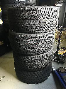 Used Tires 305 / 35 R24 WANTED