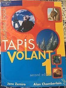 Tapis Volant 1 Second Edition Student Book Killara Ku-ring-gai Area Preview
