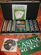 Pokerkoffer Pokerset Poker Set