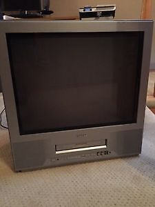 "20"" Toshiba TV with VCR Player"