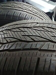 Two Tires 275/55R20