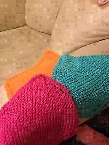 HAND KNITTED DISH CLOTHS 2.00 EACH Kitchener / Waterloo Kitchener Area image 3